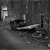67 Troy NY Back Alley 2 April 2004