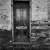 67 Albany NY Warehouse Door 5 May 2006