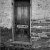 67 Albany NY Warehouse Door 2 May 2006