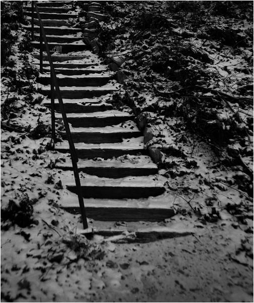 67 Lockport NY Steps 1 February 2007