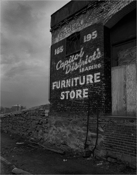 67 Cohoes NY Bedford St Furniture 1 April 2003