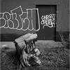 67 Albany NY Grafitti 2 April 2004
