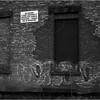 67 Cohoes NY Harmony Mill Two Windows  May 2005