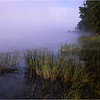 67 Adirondacks Lake Lila Morning Mist 6 August 2003