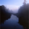 67 Adirondacks Mist Grampus Lake Outlet 4 August 2003