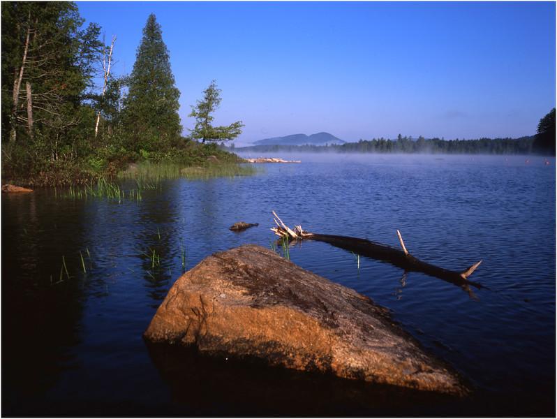 67 Adirondacks Forked Lake  1 July 2003