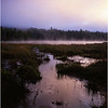 67 Adirondacks Lake Durant Morning Mist 2 August 2003
