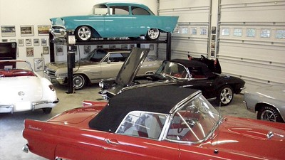 Classic Garage Showcase - Completed Car Restoration Projects