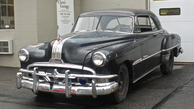 1951-Pontiac Starchief Restoration - Part One