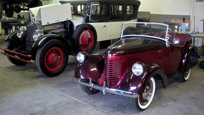 1939 Bantam Convertible Restoration