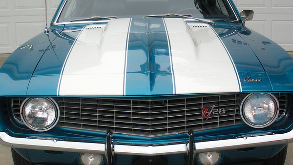 1969 Chevy Camaro Z28 - For Sale