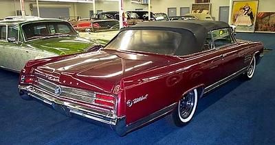 1964 Buick Wildcat Convertable