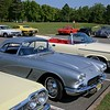 Classic American Cars at Lead East in New Jersey