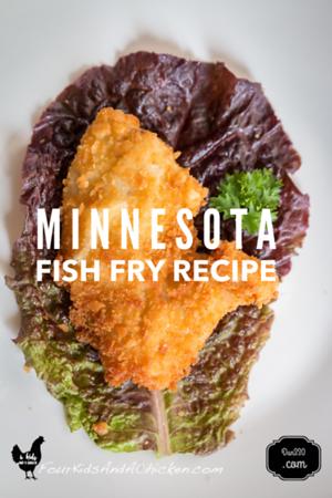 Classic Minnesota Fish Fry