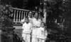 #23a Maybe Rowland & Francis & Anna B & George Stebbins Roaring Brook when