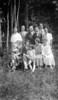 #6 George & Rowland & Arthur & Cortland & Stowell & Francis & Charles & Madeline & who & Jamie & Marie & Anna B at RB