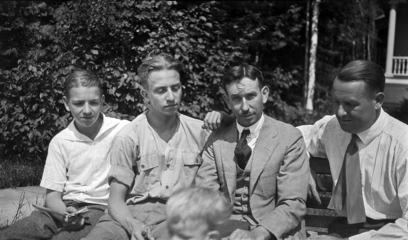 BNDL#14#28 & 15 2nd George-Rowland-Cortland-Stowell Stebbins Roaring Brook 1927-ish