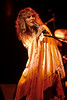 Stevie Nicks performs at the Oakland Coliseum in Oakland, CA on her first solo tour in December 1981.