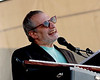 Donald Fagen and Steely Dan perform at the New Orleans Jazz & Heritage Festival on May 6, 2007.