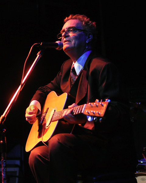 OAKLAND, CA-MAY 5: Terry Reid performs at the New Parish in Oakland, CA on May 5, 2010. (Photo by Clayton Call/Redferns)