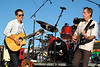 Kevin & Michael Bacon performing as the Bacon Brothers at Stafford Lake in Novato, CA on September 29, 2007.