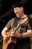 Richard Thompson performing at the New Orleans Jazz & Heritage Festival on May 2, 2008.