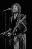 Bob Dylan perfoms at the Warfield Theater in San Francisco on November 15, 1980