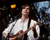 Jackson Browne performs at the Bill Graham Memorial Concert in Golden Gate Park on November 3, 1991.