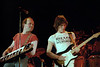Jan Hammer & Jeff Beck performing at the A.R.M.S. benefit concert at the Cow Palace in San Francisco on December 3, 1983.