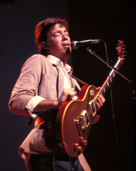 Boz Scaggs at the Beacon Theater in N.Y.C. on the Silk Degrees tour.