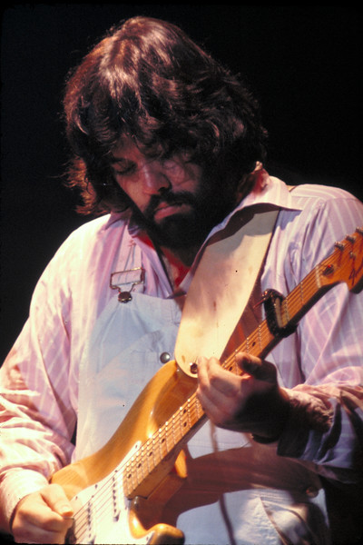 Lowell George & Little Feat perform at Winterland in San Francisco in June 1977.