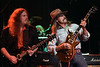 The Dickey Betts Band with Warren Haynes and Dickey Betts perform at the Omni in Oakland, CA on March 29, 1988.