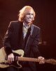 Tom Petty & The Heartbreakers performing at the Oakland Coliseum on March 6, 1990.