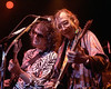 Al Kooper performing live with Joe Walsh at the Warfield Theater in San Francisco on September 6, 1991.