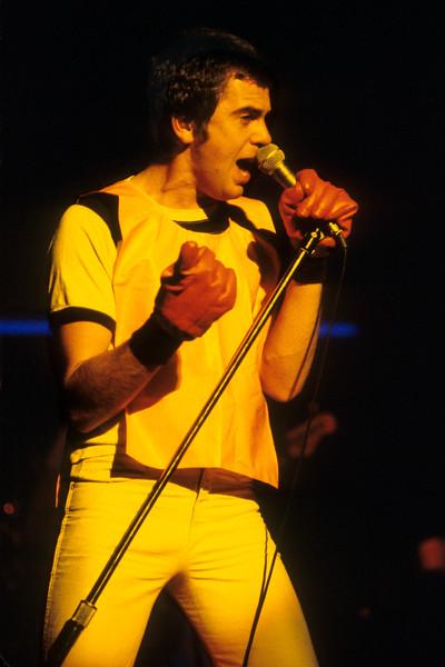 Peter Gabriel plays the Berkeley Community Theater in Berkeley, CA in November 1978.