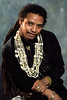Maxi Priest backstage at the Warfield Theater in San Francisco on February 20, 1991.