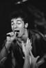 Bruce Springsteen performing at Winterland in San Francisco on December 16, 1978.