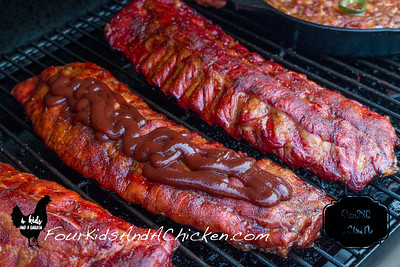 Classic Smoked Ribs