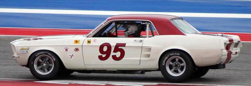 Classic TransAm / A-Sedan Cars 1965-70