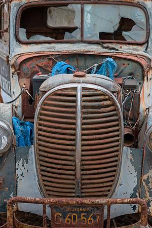 Faded Cars