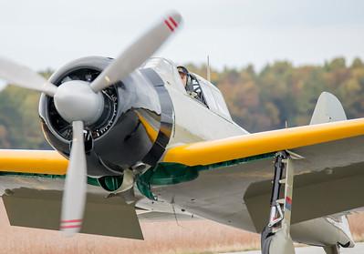 Pilot approaching