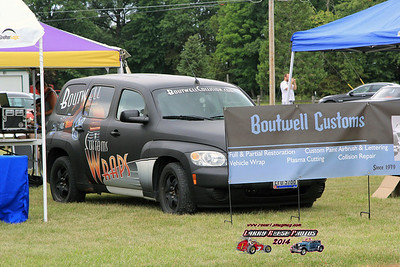Boutwell car show 7-19-14