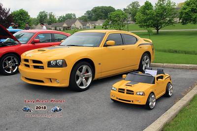 St Franis car show-Tiffin Ohio-5-20-18