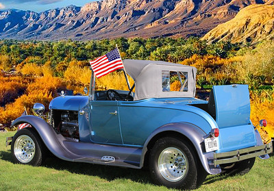 Thayer Ford car show--9-3-16