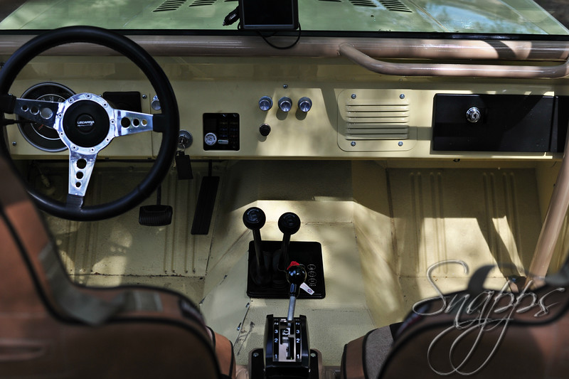 Re-built Steering Column<br /> <br /> Toughy Glove Box<br /> <br /> Winter Shifter & Wild Horses Twin Stick
