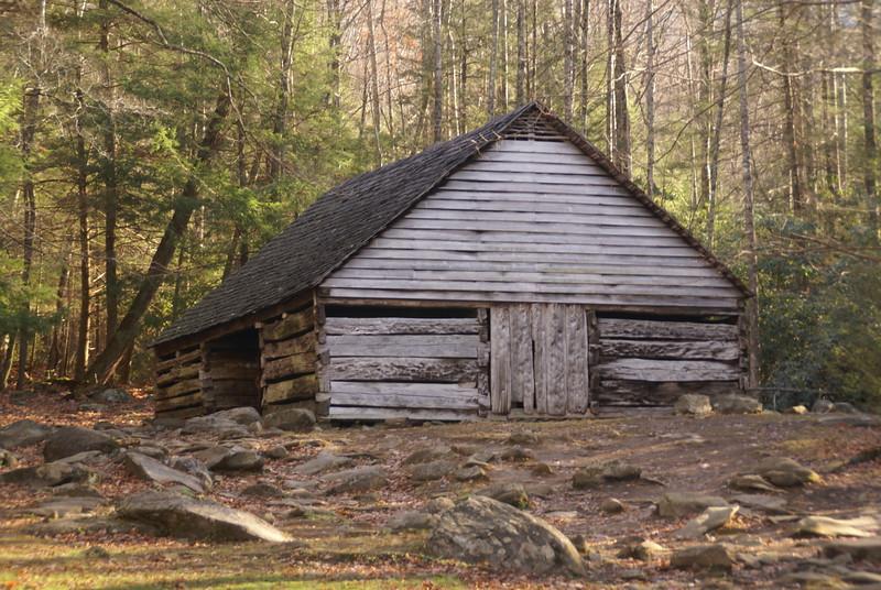 Bud Ogle's Barn