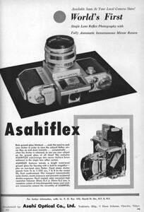 Ad from Modern Photography, April 1957