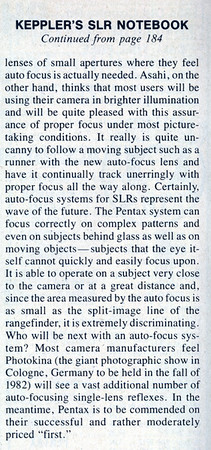 Article from Modern Photography, Dec. 1981