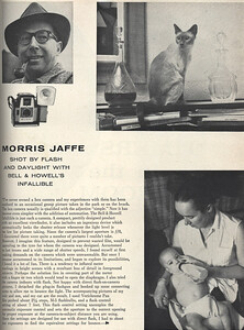 Review from Popular Photography, Nov. 1959