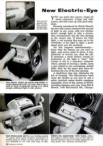 Article from Popular Science, Feb. 1959